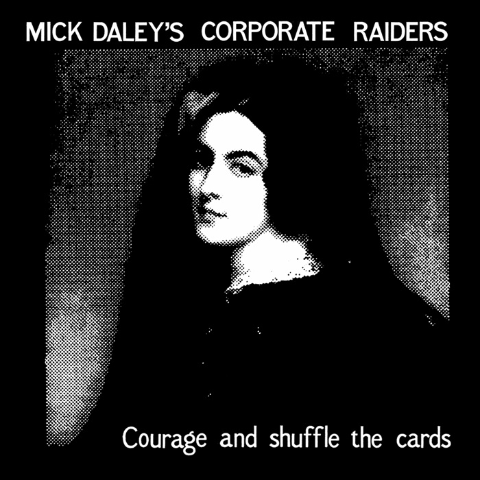 Corporate Raiders album cover